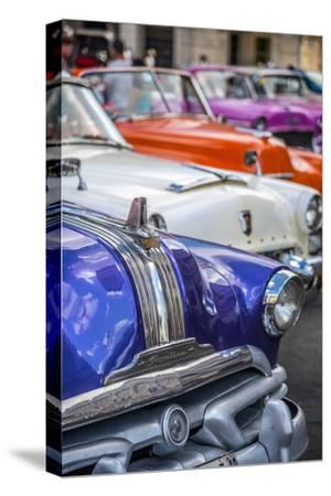 Classic 1950S American Car, La Habana Vieja, Havana, Cuba, West Indies, Caribbean, Central America