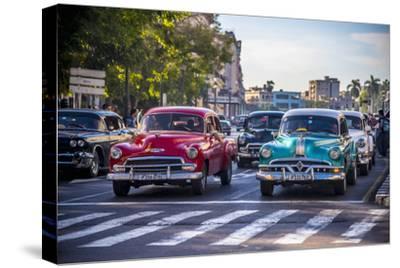 Classic 1950S American Cars, Cuba