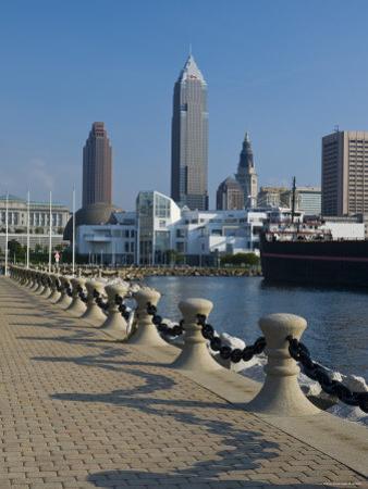 Cleveland, Ohio, USA by Alan Copson