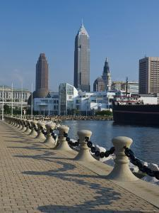 Cleveland, Ohio, USA by Alan Copson