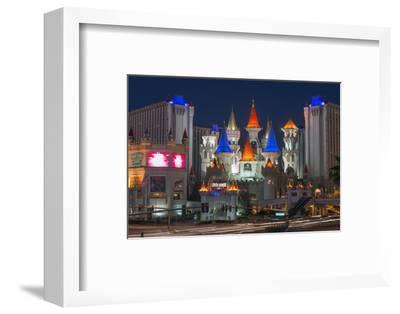 Excalibur Hotel and Casino, Las Vegas, Nevada, United States of America, North America
