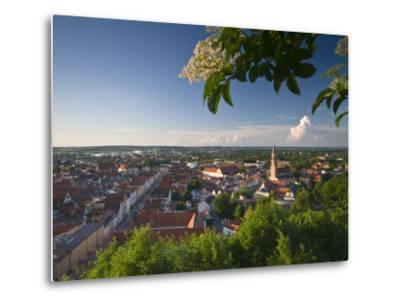 Germany, Bavaria (Bayern), Landshut, Twon Skyline