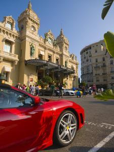 Grand Casino, Monte Carlo, Monaco by Alan Copson