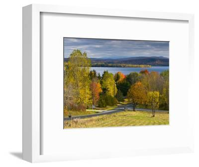 Grand Isle on Lake Champlain, Vermont, New England, United States of America, North America