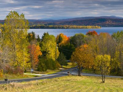 Grand Isle on Lake Champlain, Vermont, New England, United States of America, North America by Alan Copson