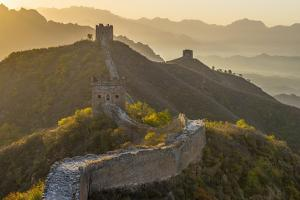 Great Wall of China by Alan Copson