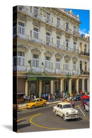 Hotel Inglaterra, Havana, Cuba, West Indies, Caribbean, Central America