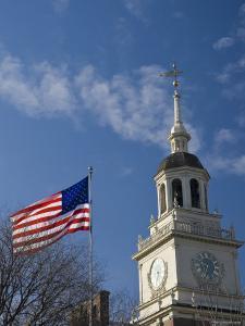 Independence Hall, Philadelphia, Pennsylvania, USA by Alan Copson