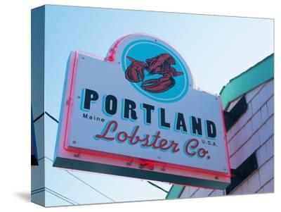 Lobster Restaurant, Portland, Maine, New England, United States of America, North America