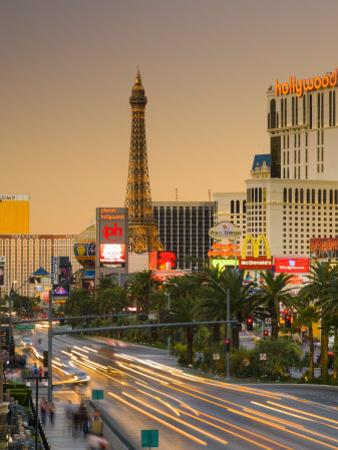 Nevada, Las Vegas, the Strip, USA
