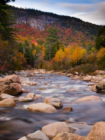 New Hamphire, White Mountains National Forest, USA by Alan Copson