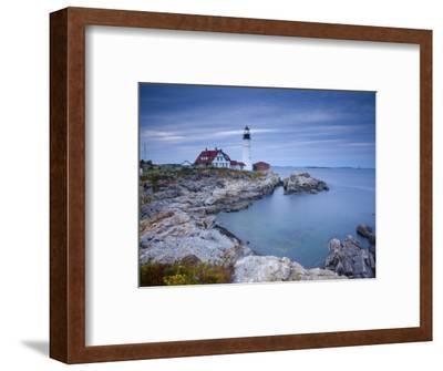 Portland Head Lighthouse, Maine, USA