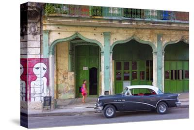 Prado (Paseo De Marti), La Habana Vieja (Old Havana), Havana, Cuba, West Indies, Caribbean