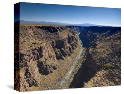Rio Grande Gorge Bridge Near Taos, New Mexico, United States of America, North America
