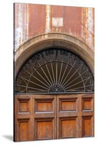 Rione Di Ponte Fanlight by Alan Copson