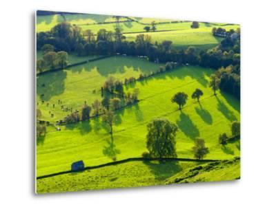River Manifold Valley Near Ilam, Peak District National Park, Derbyshire, England