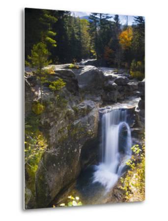 Screw Auger Falls, Grafton Notch State Park, Maine, New England, USA, North America