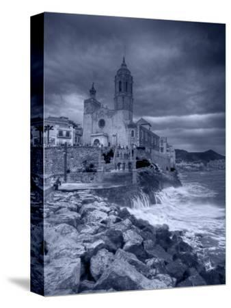 Sitges, Sant Bartomeu I Santa Tecla Church, Catalonia, Spain