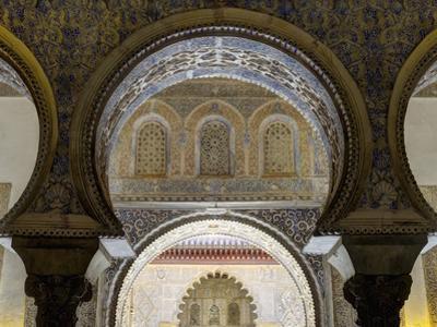 Spain, Andalucia, Seville Province, Seville, Alcazar of Seville (Reales Alcazares De Sevilla)