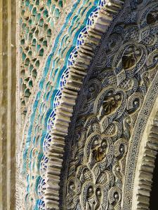 Spain, Andalucia, Seville Province, Seville, Alcazar of Seville (Reales Alcazares De Sevilla) by Alan Copson