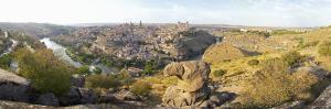 Toledo, Castilla La Mancha, Spain by Alan Copson