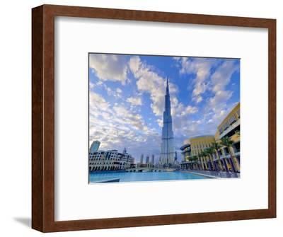 Uae, Dubai, Burj Khalifa