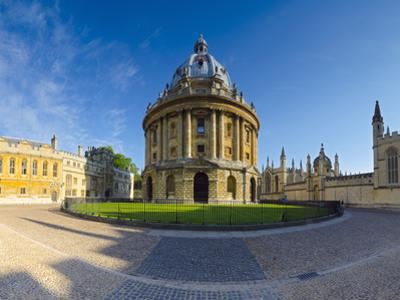 UK, England, Oxford, University of Oxford, Radcliffe Camera by Alan Copson
