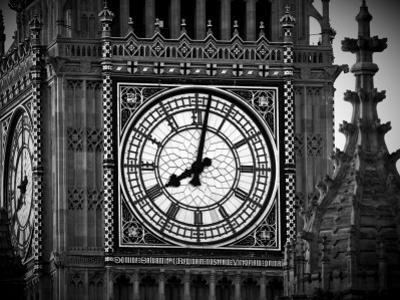 Uk, London, Big Ben and Houses of Parliament by Alan Copson