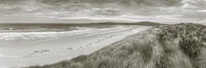 UK, Scotland, Argyll and Bute, Islay, Machir Bay from Sand Dunes by Alan Copson