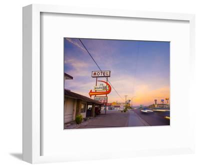 USA, Arizona, Kingman, Route 66, Route 66 Motel