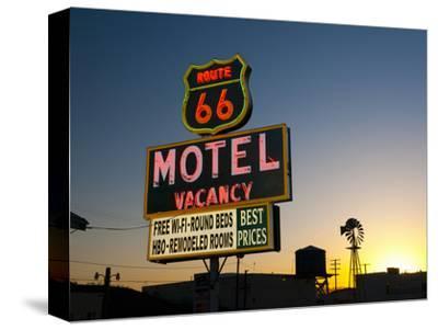 USA, California, Route 66, Barstow, Route 66 Motel