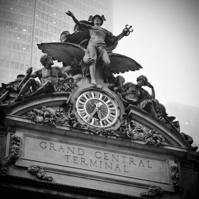 USA, New York City, Manhattan, Midtown, Grand Central Station