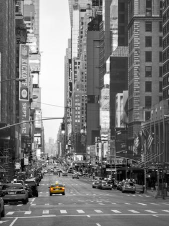 USA, New York, Manhattan, Midtown, 7th Avenue