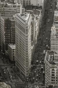 Usa, New York, Manhattan, Midtown, the Flatiron Building by Alan Copson