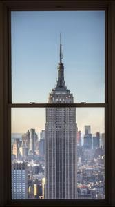 Usa, New York, Midtown, Empire State Building by Alan Copson