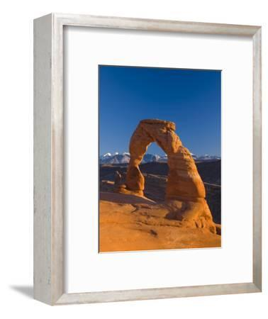 Utah, Arches National Park, Delicate Arch, USA