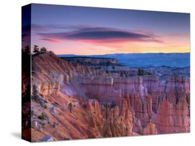 Utah, Bryce Canyon National Park, from Sunrise Point, USA