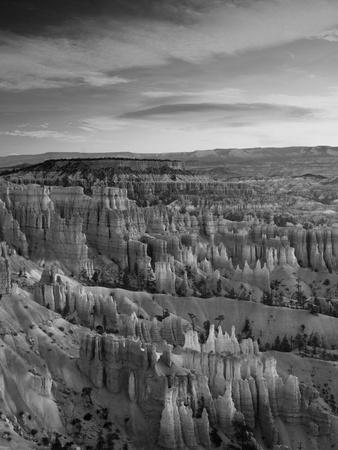 Utah, Bryce Canyon National Park, from Sunset Point, USA