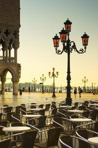 Venice, St. Mark's Square and Doge's Palace by Alan Copson