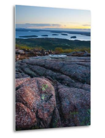View from Cadillac Mountain, Acadia National Park, Mount Desert Island, Maine, New England, USA
