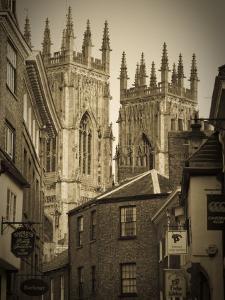 York Minster, Yorkshire, England, UK by Alan Copson