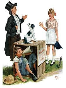 """""""Bozo, the Talking Dog,""""September 1, 1928 by Alan Foster"""