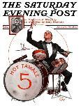 """String Quartet,""January 20, 1923-Alan Foster-Giclee Print"