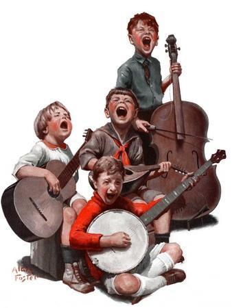 """String Quartet,""January 20, 1923"