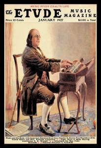 The Etude: Ben Franklin by Alan Foster