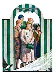 """""""There Goes the Bride,""""October 12, 1929 by Alan Foster"""