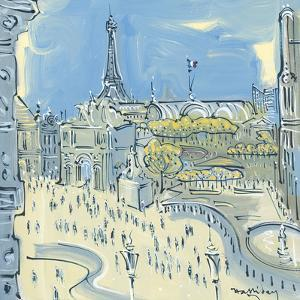 From the Louvre by Alan Halliday