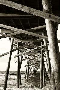 Atlantic Beach Pier 1 by Alan Hausenflock