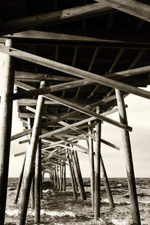 Atlantic Beach Pier 2 by Alan Hausenflock