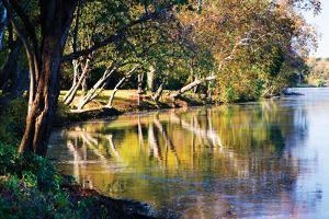 Autumn on the James II by Alan Hausenflock